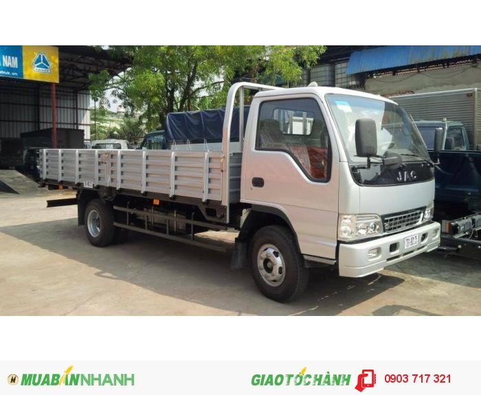 Bán xe tải Jac 6t4. Bán xe tải Jac 6t4 HFC 1083K. Bán xe tải Jac 6.4t gía rẻ