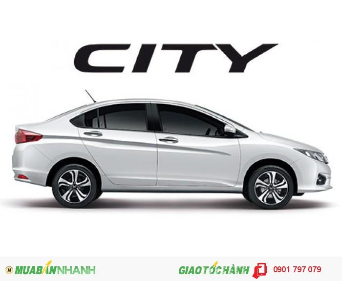 Xe ô tô Honda City 2015 phiên bản hoàn toàn mới, km cao tại Đà Nẵng