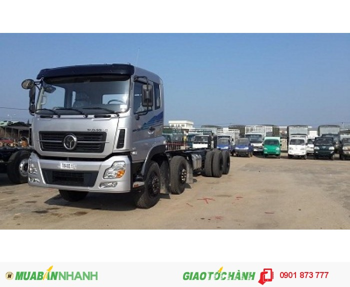 Công ty bán xe tải Dongfeng Trường Giang 3 chân 14,5 tấn/Dongfeng 14T5 trả góp lãi suất 0.7%/tháng hấp dẫn nhất miền Nam
