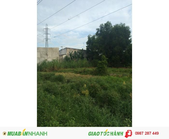 Bán Đất mặt tiền 26 Đường Ống nước - QL1K, kp Đông A, phường Đông Hòa, Thị Xã Dĩ An – Bình Dương