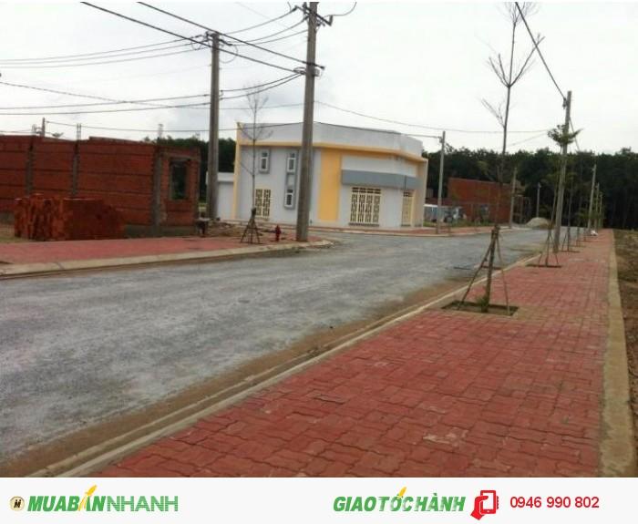 Bán đất khu dân cư Hòa Lợi thuộc thành phố mới Bình Dương chỉ 320tr/ 120 m2