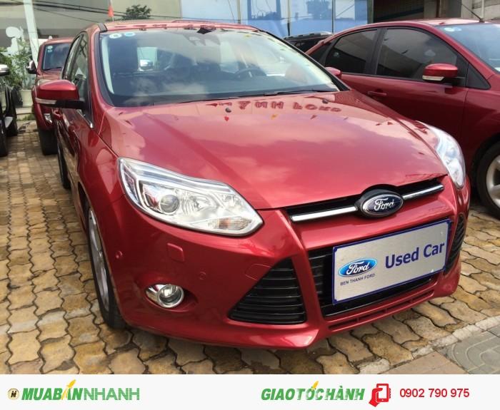Bán Ford Focus 2013, 2.0L Số tự động, hộp số 6 cấp, mẫu mới 0