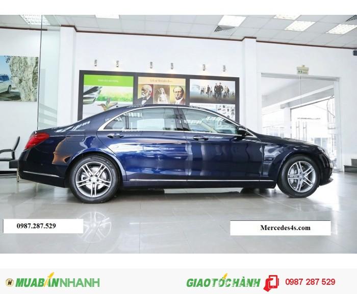 Mercedes S400L giao ngay - giá tốt