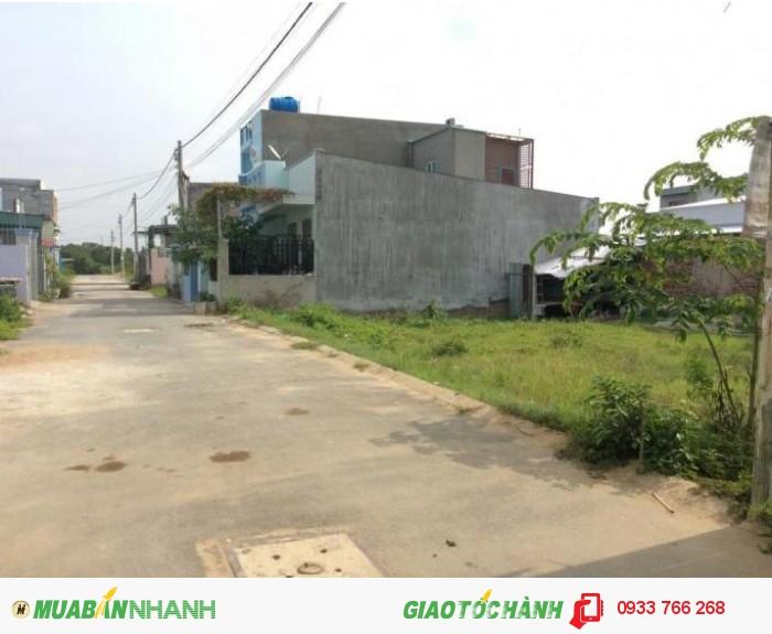 Bán đất nền KDC hiện hữu đường Nguyễn Xiển, P. Long Bình, Quận 9