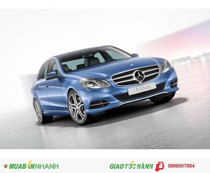 Mercedes-Benz E200 sản xuất năm 2015 Số tự động Động cơ Xăng
