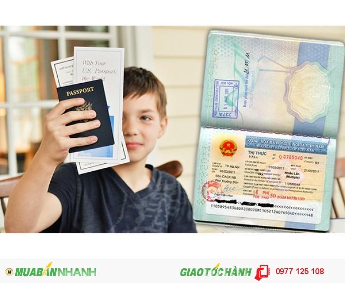 Gia hạn visa Việt Nam cho người Hàn Quốc