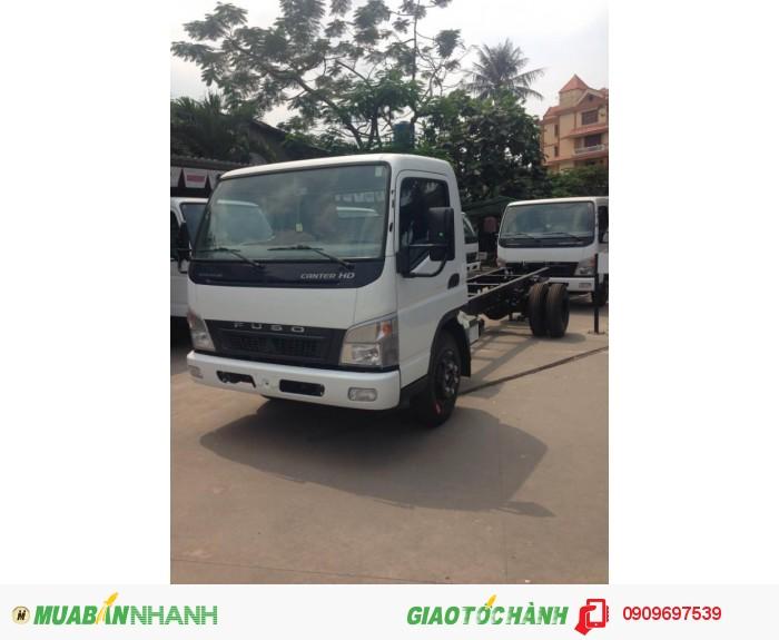 Mitsubishi Fuso sản xuất năm 2015 Số tay (số sàn) Xe tải động cơ Dầu diesel