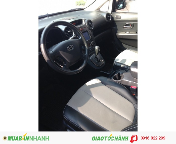 Kia Carens sản xuất năm 2012 Số tự động Động cơ Xăng
