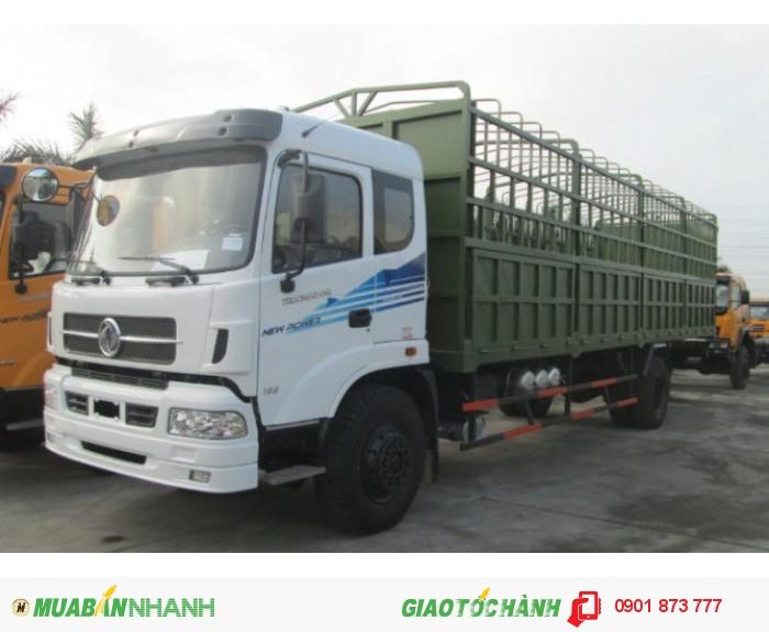 Xe tải Dongfeng 8 tấn,Dongfeng Trường Giang 8 tấn,Giá xe tải Dongfeng 8T,Mua xe Dongfeng Trường Giang 8 tấn giá rẻ nhất ở đâu? 2