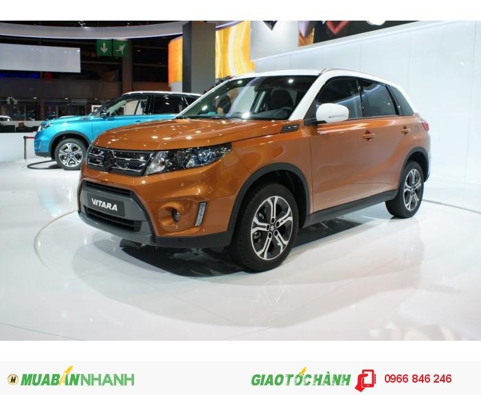 Suzuki Vitara 2015 Về Việt Nam,hãy là người đầu tiên sở hữu