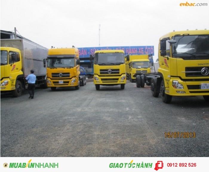 Xe tải DONGFENG L315 giá sỉ đại lý, hỗ trợ vay 70%.
