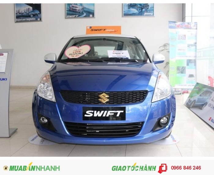 Suzuki Swift 2015 Màu xanh giá giảm mạnh