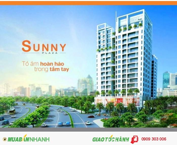 Bán lại suất căn hộ Sunny Plaza giá 1.750 tỷ