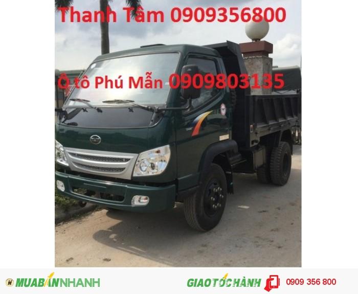 Đại lý bán xe tải ben CUULONG TMT 7 tấn