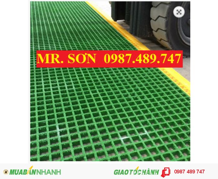 Tấm sàn cho lối mương thoát nước, sàn lưới không rỉ sét, tấm sàn kháng hóa chất1