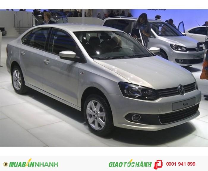 Volkswagen Polo Sedan MT 2015 tại Quảng Ngãi