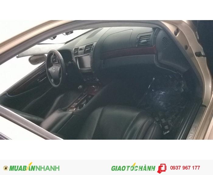 Lexus LS 460L NK full option,hệ thống nâng gầm