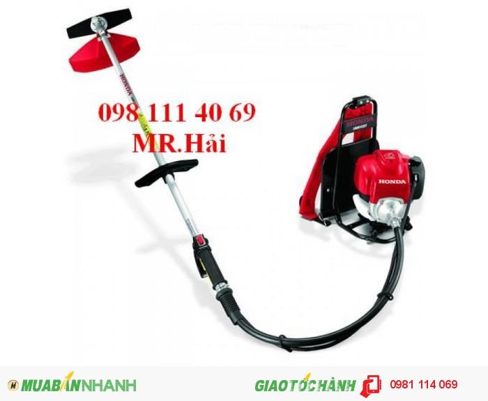 Máy cắt cỏ cần mềm chạy xăng Honda UMR435T L2ST0
