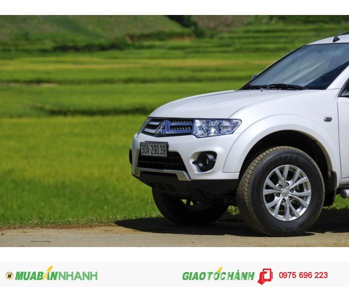 Mitsubishi Pajero Sport 1 cầu, 2 cầu, máy xăng, máy dầu, số tự động, số sàn tại Hà Nội
