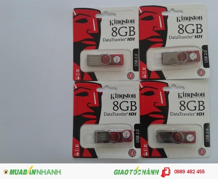 USB Kingston 8GB Giá chỉ 110k