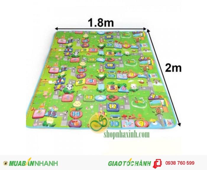 Thảm Maboshi 2 mặt cao cấp (1,8m X 2m)0