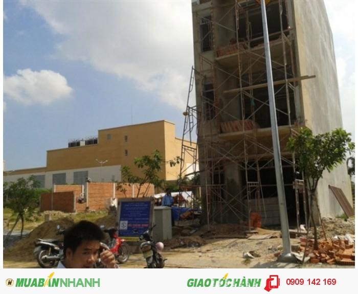 Bán lô góc đẹp nhất khu đô thị mới Lái Thiêu Thuận An Dt 8x 20m,2 Mặt tiền.