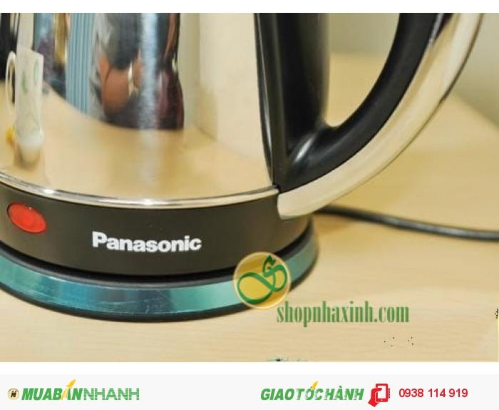 Ấm Đun Nước Siêu Tốc Panasonic