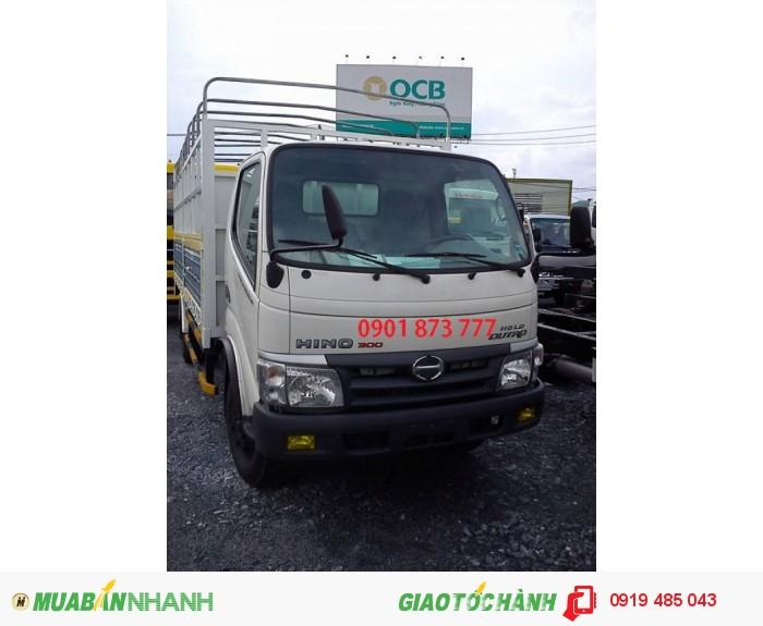Xe tải Hino 1.9 tấn 3.5 tấn 4.5 tấn 6.4 tấn 8 tấn 9.4 tấn 15 tấn 16 tấn giá rẻ nhất miền Nam hiện nay
