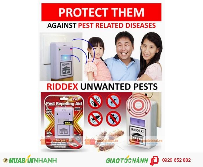 Máy đuổi chuột & côn trùng2
