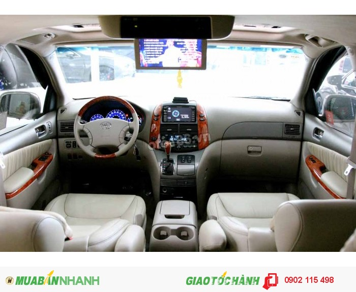 Toyota Sienna Limited 2008 Full Option 2