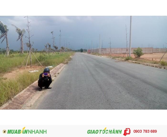 Đất giá rẻ Bình Chánh, đất KDC An Hạ cách TT.HCM 16km giá chỉ từ 360tr/nền.