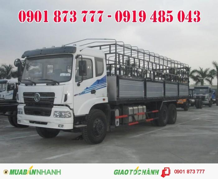 Cần bán xe tải Dongfeng Hoàng Huy 8 tấn 9 tấn 10 tấn 13 tấn 17 tấn 18 tấn nhập khẩu, Mua xe tải Dongfeng 2 chân, 3 chân, 4 chân máy Cummins nhập khẩu