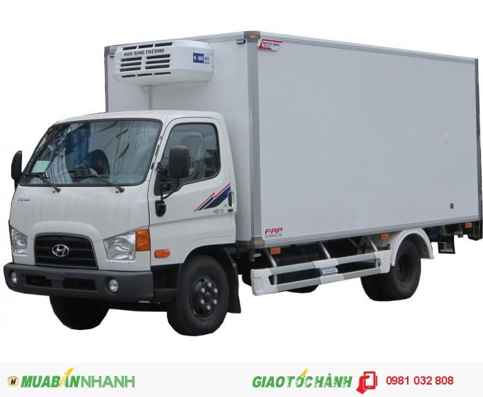 Hyundai HD72 Số tự động Xe tải động cơ Dầu diesel