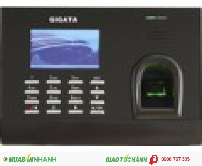 Máy chấm công Vân Tay+thẻ thế hệ mới GIGATA 8390