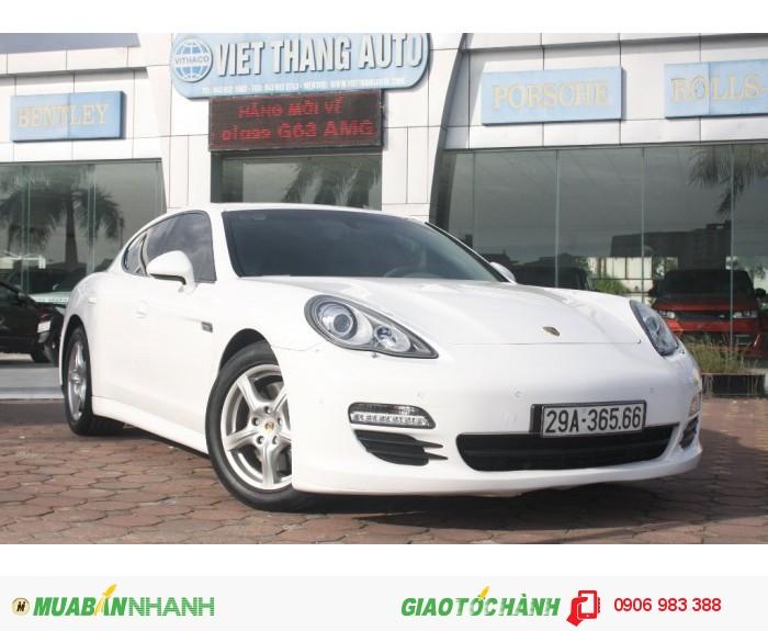 Porsche Panamera sản xuất năm 2012 Số tự động Động cơ Xăng