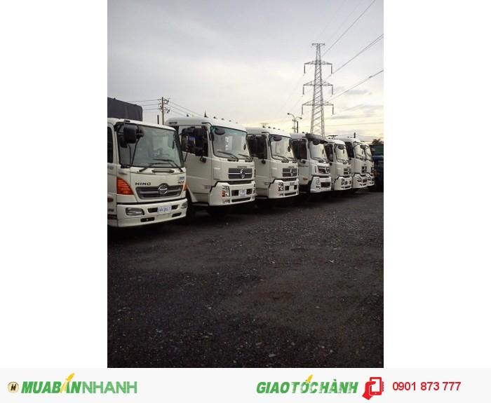 Mua xe tải Dongfeng 3 chân 13.6 tấn, 4 chân 17.9 tấn/Giá bán xe tải Dongfeng 3 chân C260,4 chân L315