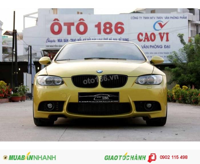 BMW 335i sản xuất năm 2009 Số tự động Động cơ Xăng