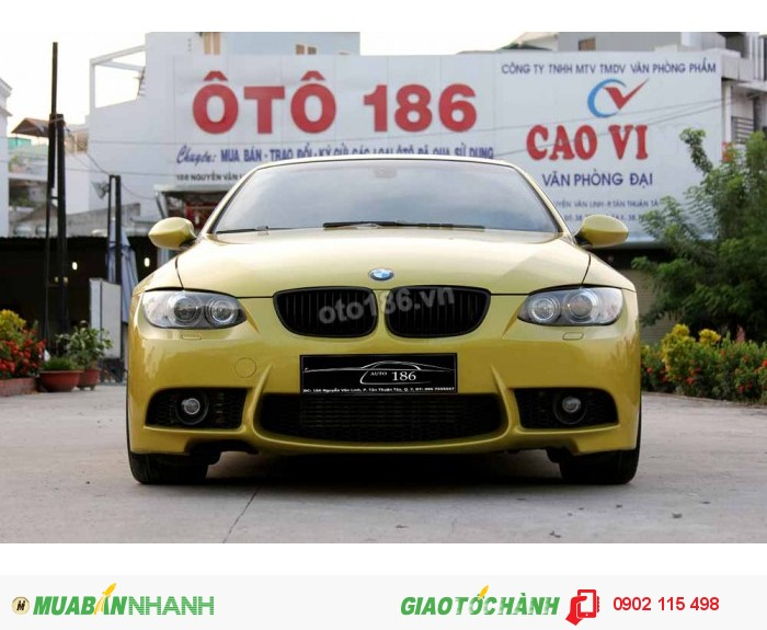 Xe BMW 3 Series Convertible 1