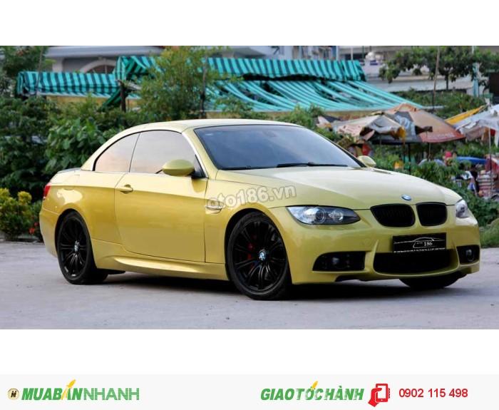 Xe BMW 3 Series Convertible 2