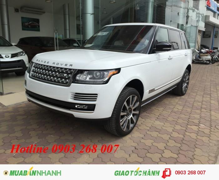 Land Rover Discovery sản xuất năm 2015 Số tự động Động cơ Xăng