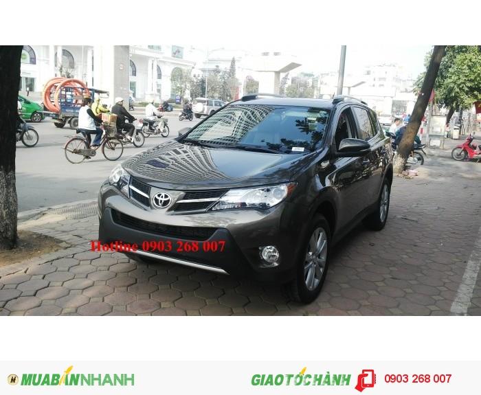 Bán Xe Toyota Rav4 Limited Nhập Khẩu