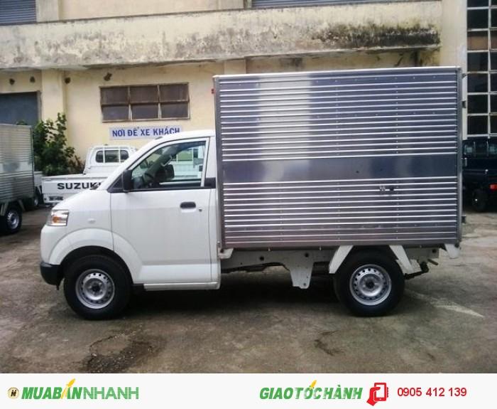 Suzuki Carry Pro sản xuất năm 2017 Số tay (số sàn) Xe tải động cơ Dầu diesel