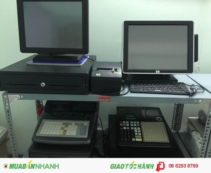 Bộ Máy bán hàng cảm ứng cho quán cafe tại Đồng Nai...