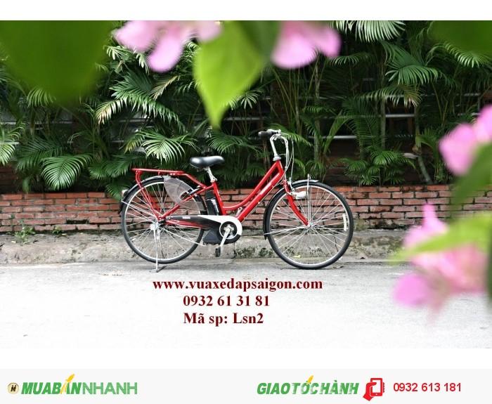 Xe đạp trợ lực Nhật Bridgestone
