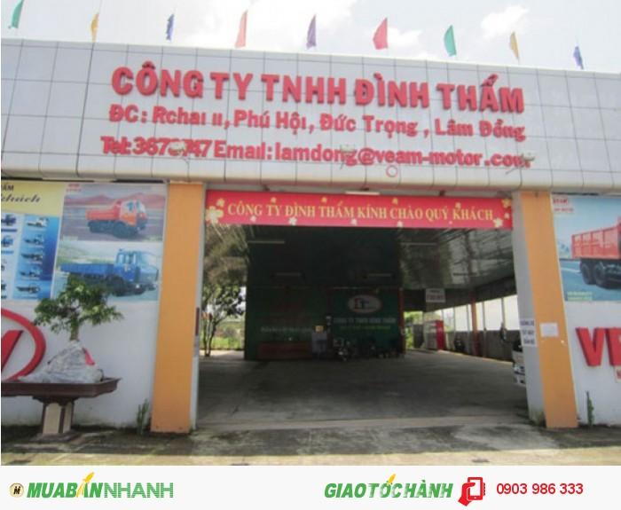 Xe tải VM 533603-220 3