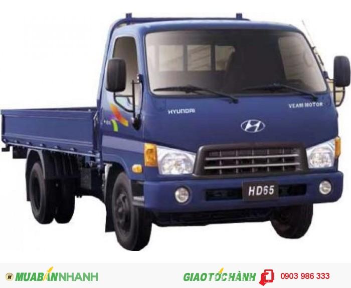 Xe Hyundai HD65 TL 2.5T 0