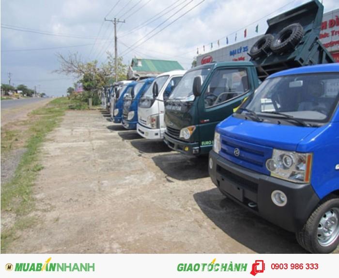 Xe tải Ben Veam 9800kg 4x2 1