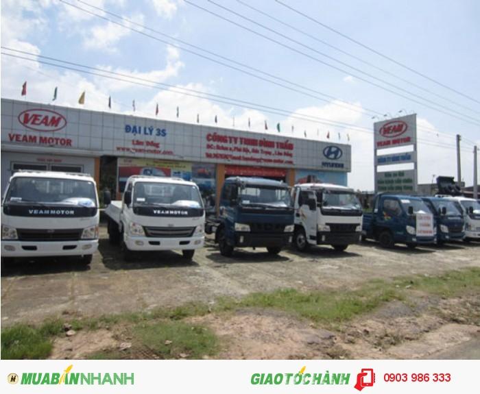 Xe tải Ben Veam 9800kg 4x2 2