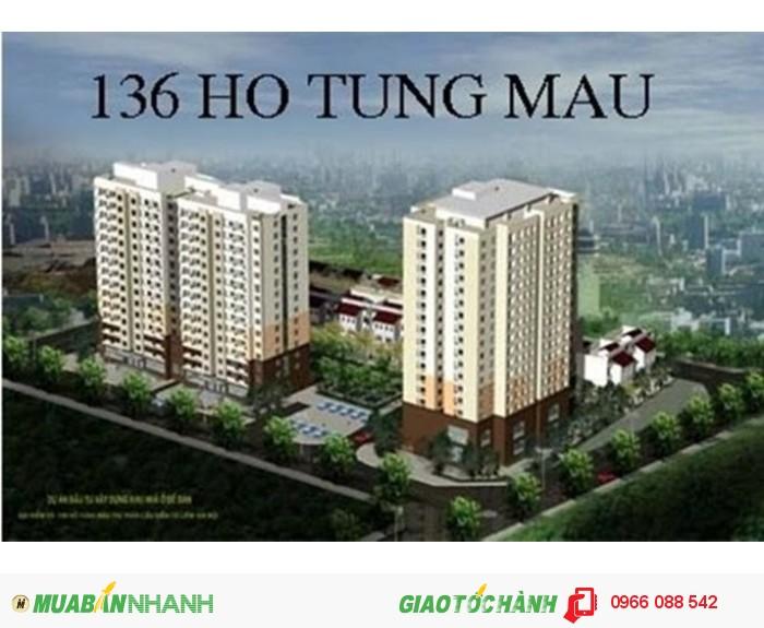 Chính chủ bán căn 98.6m2 cc 136 Hồ Tùng Mậu, tầng 12, căn 04 giá gốc+chênh 250 triệu