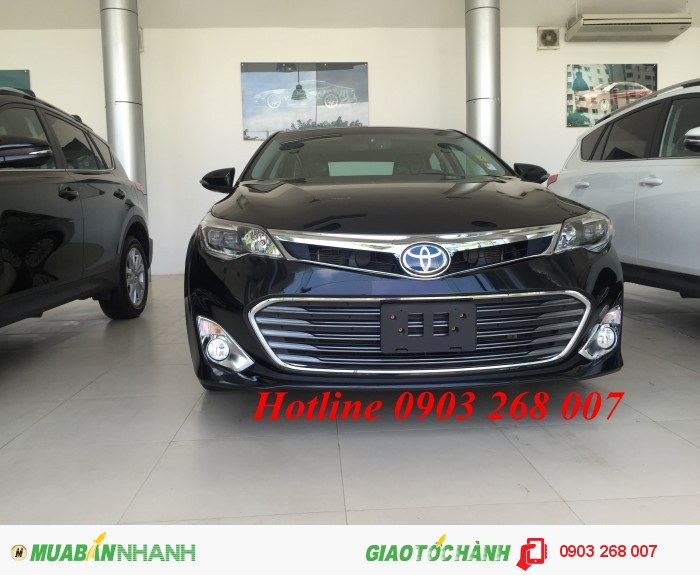Bán Xe Toyota Avalon Limited 2015 Đủ Màu Giá Tốt